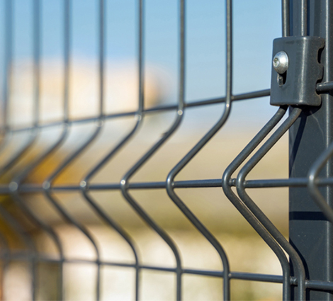Commercial fencing contractors in Leicester