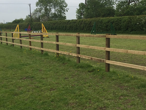 Rural Fencing In Leicester Amp Nottingham Rtc Fencing