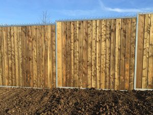 Wooden Fences in Leicester