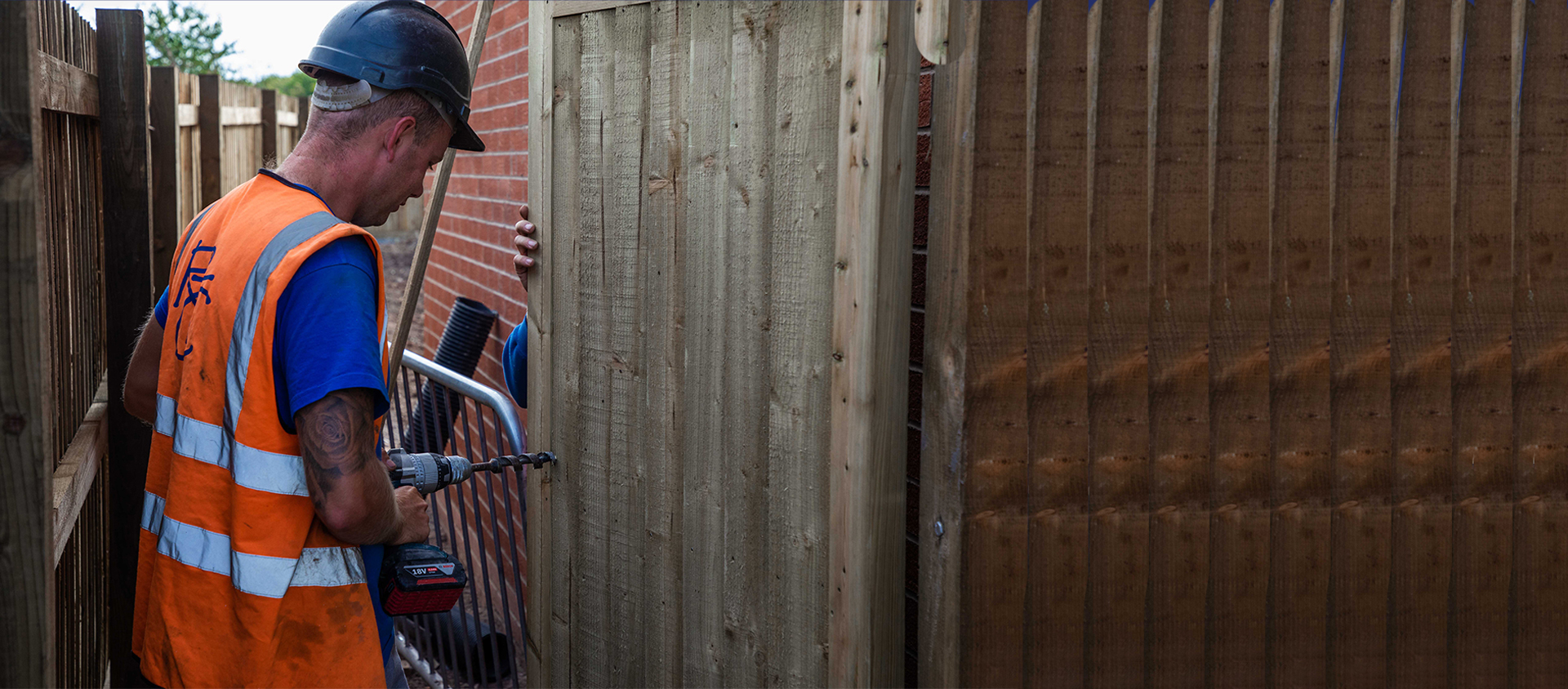 Commercial Fencing in Leicester