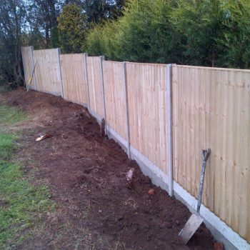Panel Fencing in Leicester